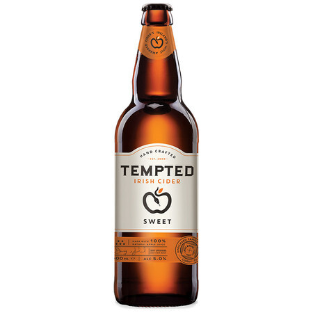 Tempted Cider Sweet Cider – Buy Cider online on EeBriaTrade.com