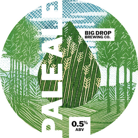 Big Drop Brewing Pale Ale – Buy Beer online on EeBriaTrade.com