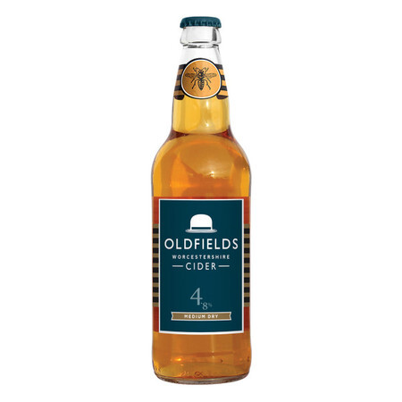 Oldfields Cider Oldfields Medium Dry – Buy Cider online on EeBriaTrade.com