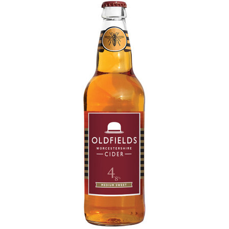 Oldfields Cider Oldfields Medium Sweet – Buy Cider online on EeBriaTrade.com