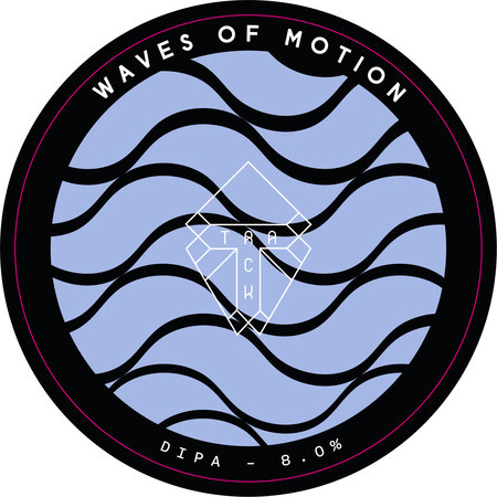 Track Brewing Co. Waves Of Motion – Buy Beer online on EeBriaTrade.com