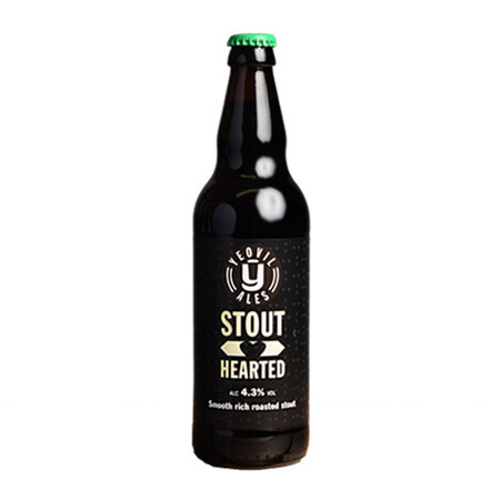 Yeovil Ales Stout Hearted – Buy Beer online on EeBriaTrade.com