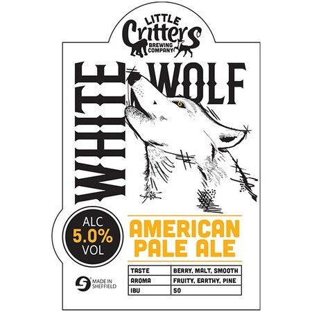 Little Critters Brewing Company White Wolf – Buy Beer online on EeBriaTrade.com