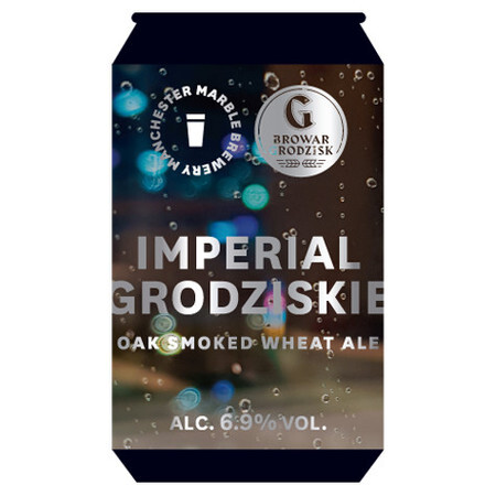 Marble Brewery Imperial Grodziskie Oak Smoked Wheat Ale – Buy Beer online on EeBriaTrade.com