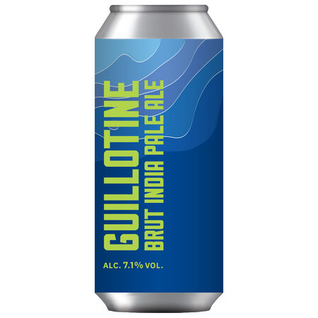 Marble Brewery Guillotine Brut IPA – Buy Beer online on EeBriaTrade.com