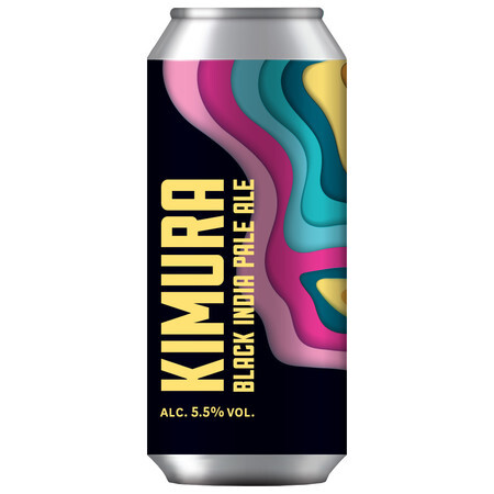 Marble Brewery Kimura Black IPA  – Buy Beer online on EeBriaTrade.com