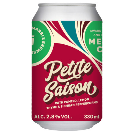 Marble Brewery Petite Saison  – Buy Beer online on EeBriaTrade.com