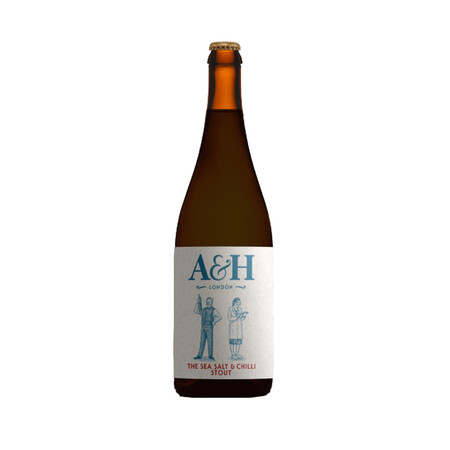 Anspach & Hobday The Sea Salt & Chilli Stout – Buy Beer online on EeBriaTrade.com