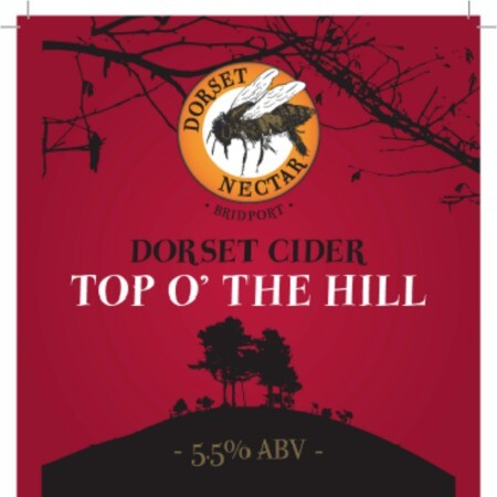 Dorset Nectar Cider Top O the Hill – Buy Cider online on EeBriaTrade.com