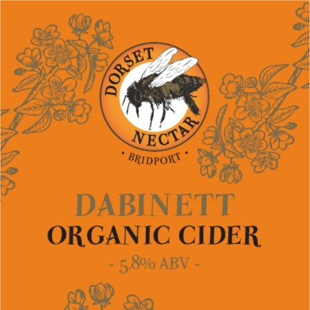 Dorset Nectar Cider Dabinett Single Variety apple cider – Buy Cider online on EeBriaTrade.com