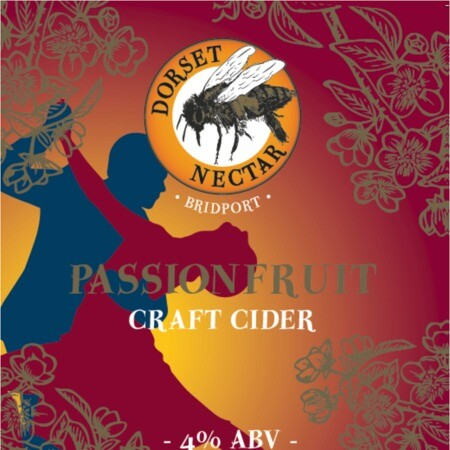 Dorset Nectar Cider Passion Fruit Cider – Buy Cider online on EeBriaTrade.com
