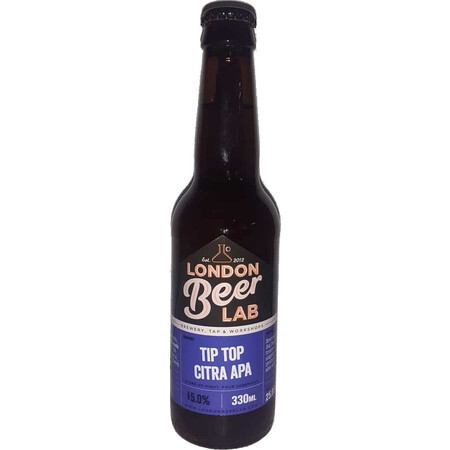 London Beer Lab Tip Top Citra APA – Buy Beer online on EeBriaTrade.com