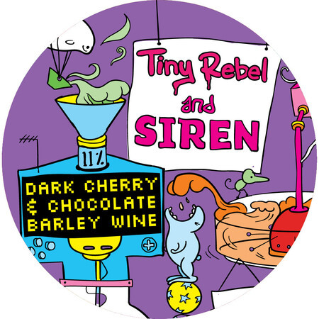 Tiny Rebel Brewing 7th Birthday Siren Collab – Buy Beer online on EeBriaTrade.com