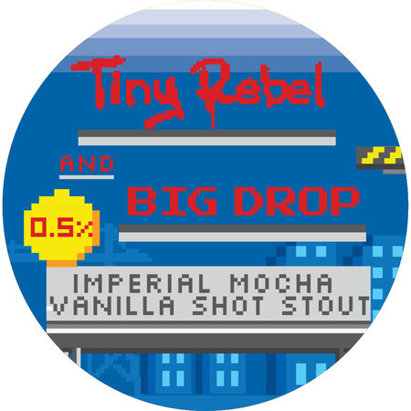 Tiny Rebel Brewing 7th Birthday Big Drop Collab – Buy Beer online on EeBriaTrade.com