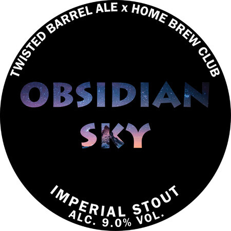 Twisted Barrel Obsidian Sky – Buy Beer online on EeBriaTrade.com