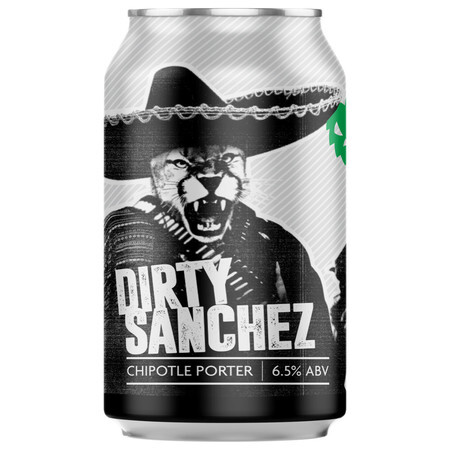 Fierce Beer Dirty Sanchez (Case of 12) – Buy Beer online on EeBriaTrade.com
