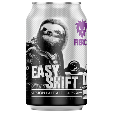 Fierce Beer Easy Shift (Case of 12) – Buy Beer online on EeBriaTrade.com