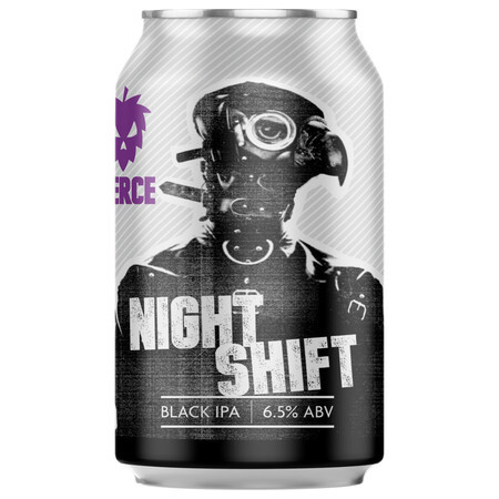 Fierce Beer Night Shift (Case of 12) – Buy Beer online on EeBriaTrade.com