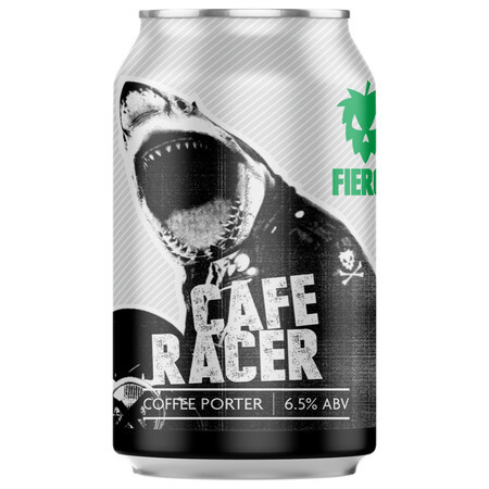 Fierce Beer Cafe Racer (Case of 12) – Buy Beer online on EeBriaTrade.com