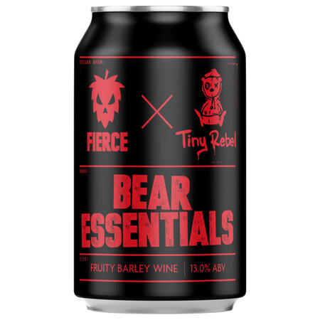 Fierce Beer Bear Essentials  (Case of 12) – Buy Beer online on EeBriaTrade.com
