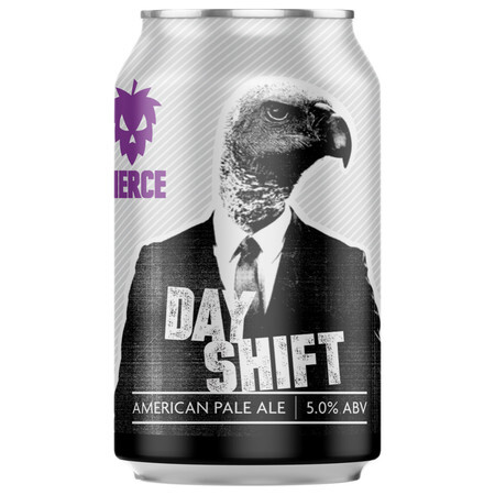 Fierce Beer Day Shift (Case of 12) – Buy Beer online on EeBriaTrade.com