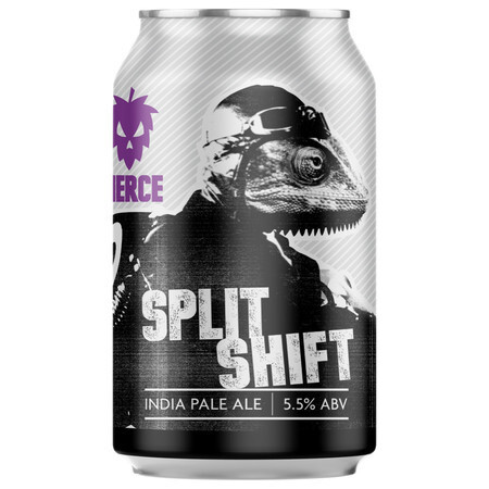 Fierce Beer Split Shift (Case of 12) – Buy Beer online on EeBriaTrade.com