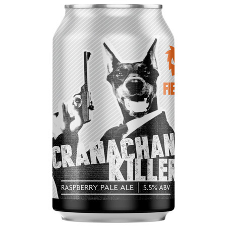 Fierce Beer Cranachan killer (Case of 12) – Buy Beer online on EeBriaTrade.com