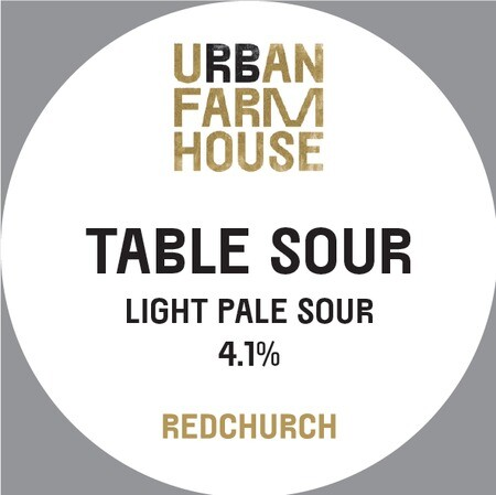 Redchurch Brewery Table Sour – Buy Beer online on EeBriaTrade.com