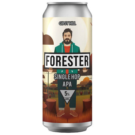 Gipsy Hill Brewing Co Forester APA – Buy Beer online on EeBriaTrade.com