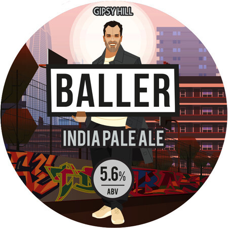 Gipsy Hill Brewing Co Baller – Buy Beer online on EeBriaTrade.com