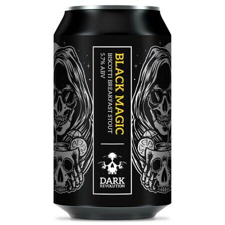Dark Revolution Black Magic – Buy Beer online on EeBriaTrade.com