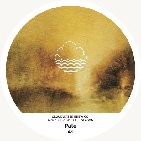 Cloudwater Brew Co Brewed All Season Pale (G. 584) (30L) – Buy Beer online on EeBriaTrade.com