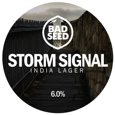 Bad Seed Brewery Storm Signal – Buy Beer online on EeBriaTrade.com