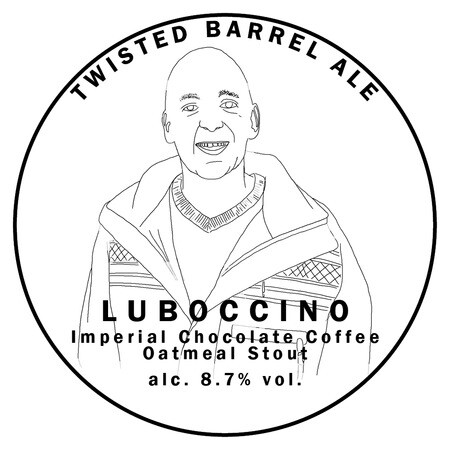 Twisted Barrel Luboccino – Buy Beer online on EeBriaTrade.com