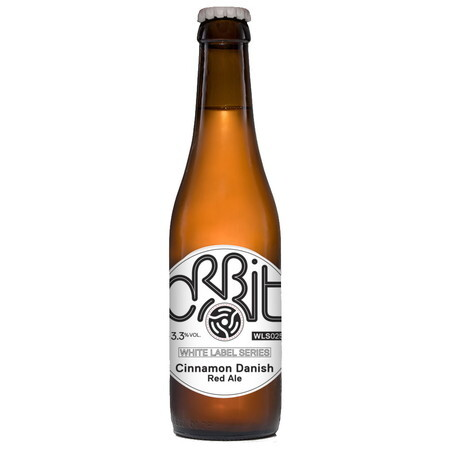 Orbit Beers London WLS025 Cinnamon Danish Red Ale – Buy Beer online on EeBriaTrade.com
