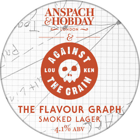 Anspach & Hobday The Flavour Graph: Smoked Lager – Buy Beer online on EeBriaTrade.com