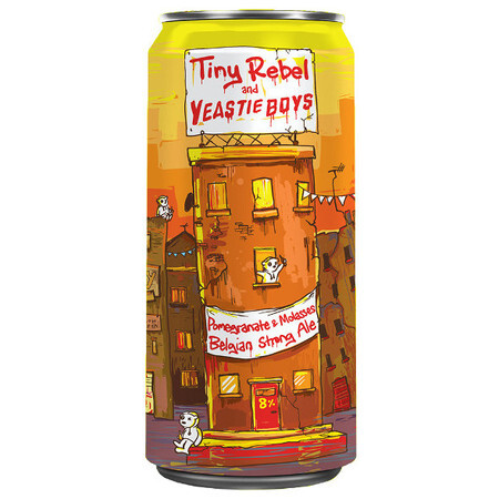 Tiny Rebel Brewing 7th Birthday Tiny Rebel x Yeastie Boys – Buy Beer online on EeBriaTrade.com