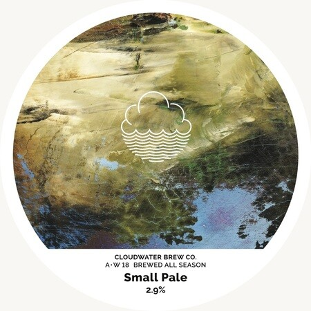 Cloudwater Brew Co Brewed All Season Small Pale (G. 574) (30L)  – Buy Beer online on EeBriaTrade.com