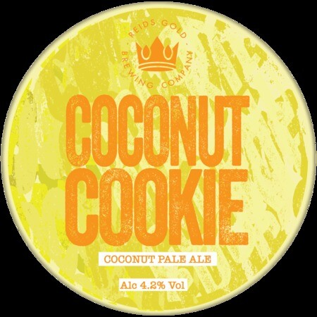 Reids Gold Brewing Co. Coconut Cookie – Buy Beer online on EeBriaTrade.com