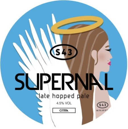 Sonnet 43 Brew House Supernal Late Hop Pale (Citra edittion) – Buy Beer online on EeBriaTrade.com