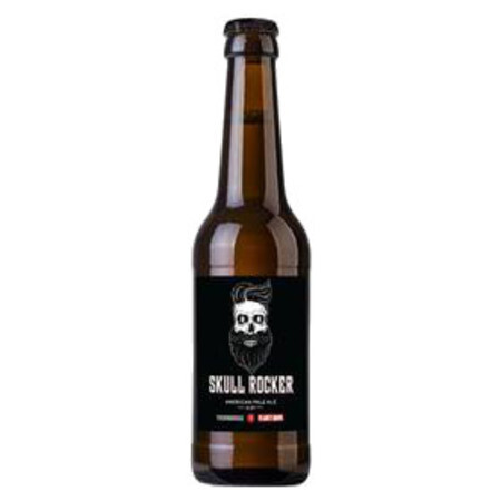 Thornbridge Brewery Skull Rocker. – Buy Beer online on EeBriaTrade.com