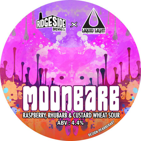 Ridgeside Brewing Co MOONBARB – Buy Beer online on EeBriaTrade.com