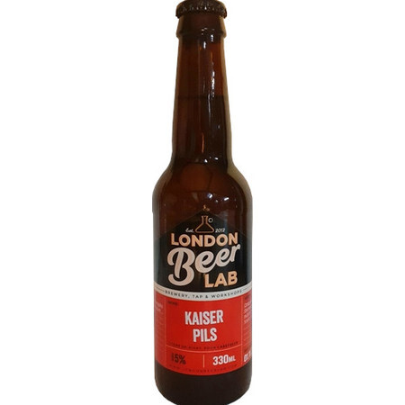 London Beer Lab Kaiser Pils – Buy Beer online on EeBriaTrade.com