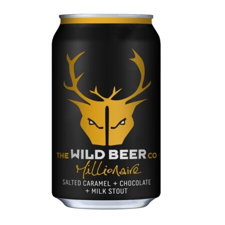 Wild Beer Co Millionaire Cans – Buy Beer online on EeBriaTrade.com