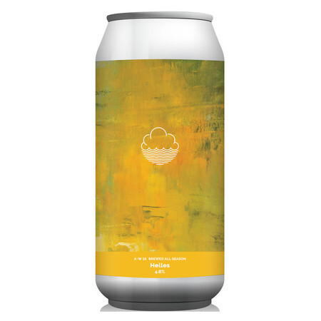 Cloudwater Brew Co Brewed All Season Helles (G. 565) (Cans) – Buy Beer online on EeBriaTrade.com