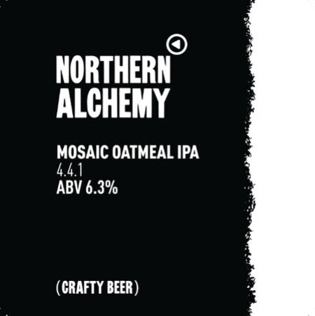 Northern Alchemy Mosaic IPA – Buy Beer online on EeBriaTrade.com
