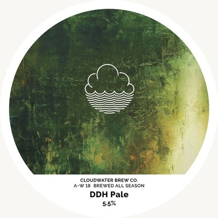 Cloudwater Brew Co Brewed All Season DDH Pale (G. 575) (30L) – Buy Beer online on EeBriaTrade.com