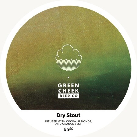 Cloudwater Brew Co Dry Stout (Cloudwater x Green Cheek) (G. 497) (Cask) – Buy Beer online on EeBriaTrade.com