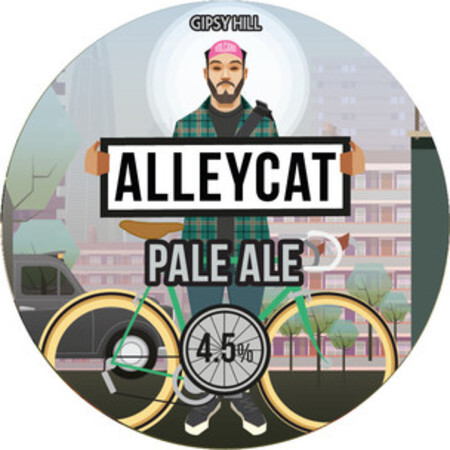 Gipsy Hill Brewing Co Alleycat V2 – Buy Beer online on EeBriaTrade.com