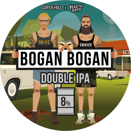 Gipsy Hill Brewing Co Bogan Bogan – Buy Beer online on EeBriaTrade.com